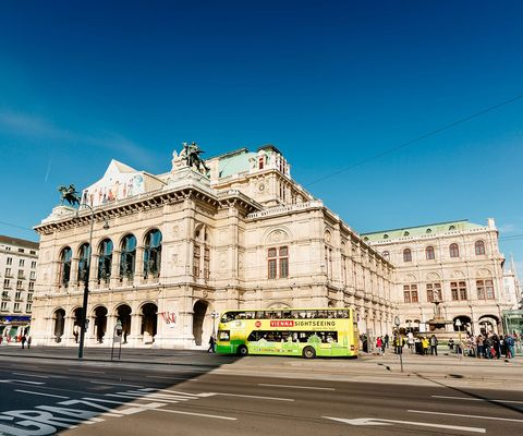 Staatsoper | © Vienna Sightseeing Tours/Bernhard Luck