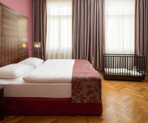 Grande Suite im Appartement-Hotel an der Riemergasse