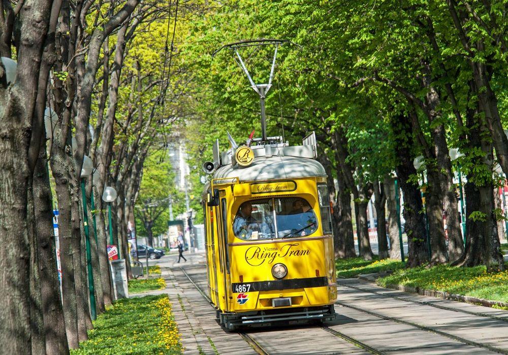 © Ring Tram Vienna