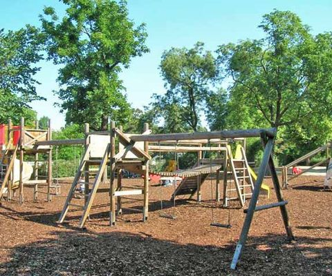 Outdoor Spielplätze