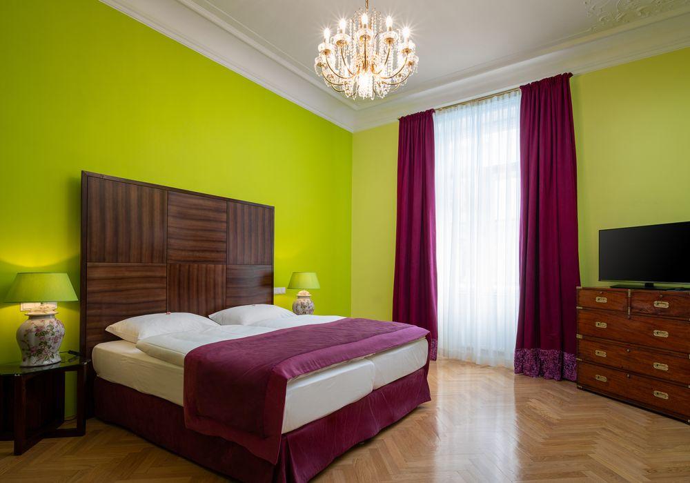 Deluxe Suite im Appartement-Hotel an der Riemergasse