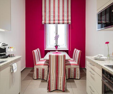 Küche - Deluxe Suite im Appartement-Hotel an der Riemergasse