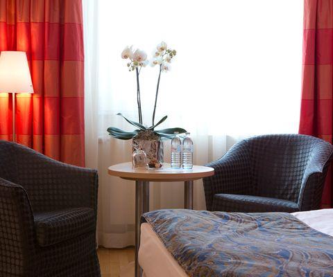 Studio im Appartement-Hotel an der Riemergasse